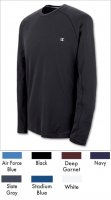 Mens Long Sleeve Moisture Wicking Athletic T Shirt