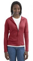 Port Authority® Ladies Soft Touch Hoodie. L490.