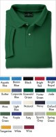 Mens Discount Cotton Pique Work Polo Shirt