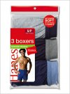 Hanes Mens Comfort Soft Brief Knit Boxer