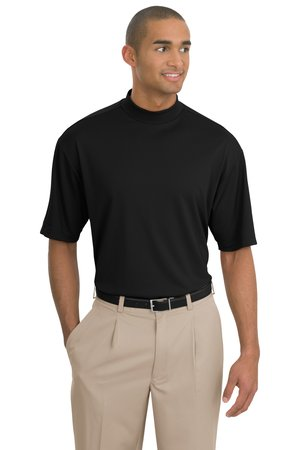 NIKE Dri-FIT Mock Golf Shirt