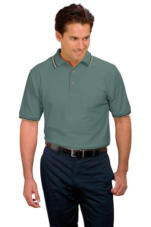 Port Authority Signature® - Cool Mesh™ Sport Shirt wit