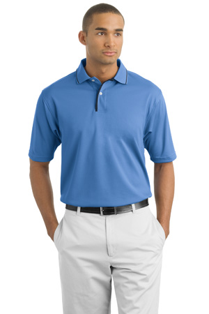 Sport-Tek® - Dri-Mesh® Sport Shirt with Tipped Collar