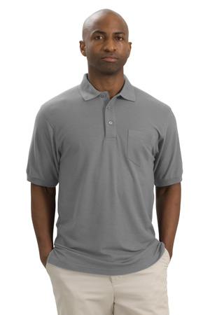 Port Authority® - Silk Touch™ Pique Knit Sport Shirt w