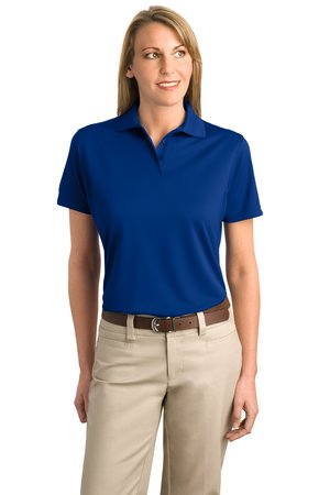 Port Authority® - Ladies Bamboo Blend Pique Sport Shirt. L4