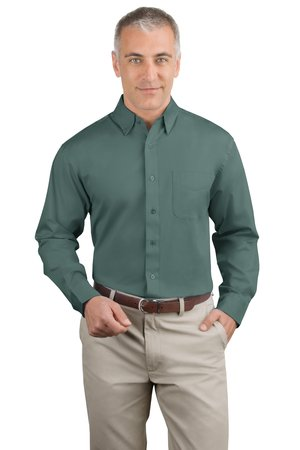 Port Authority Signature® - Stretch Poplin Shirt. S620.