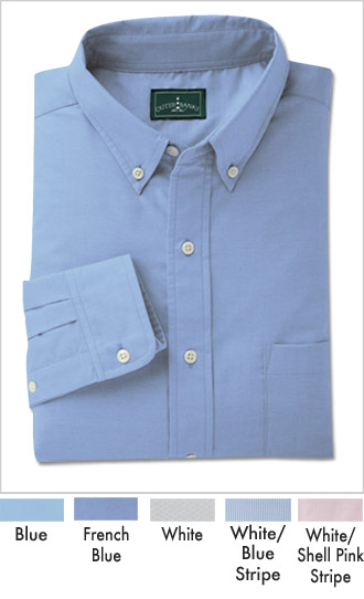 Men's Wrinkle Resistant Oxford