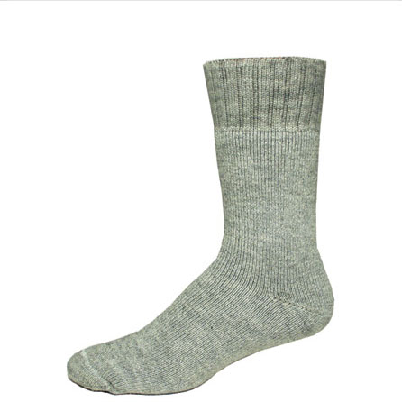 Backpacking Hiking Socks Worsted Wool Nylon Blend