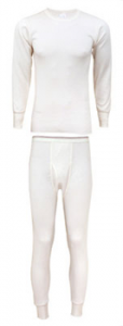 Cotton Thermal Underwear